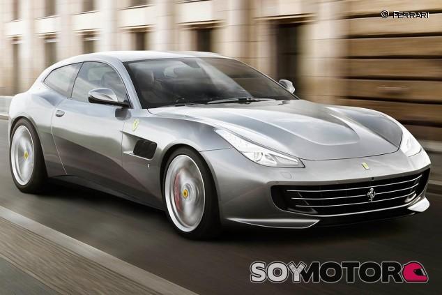 Ferrari GTC4Lusso - SoyMotor.com