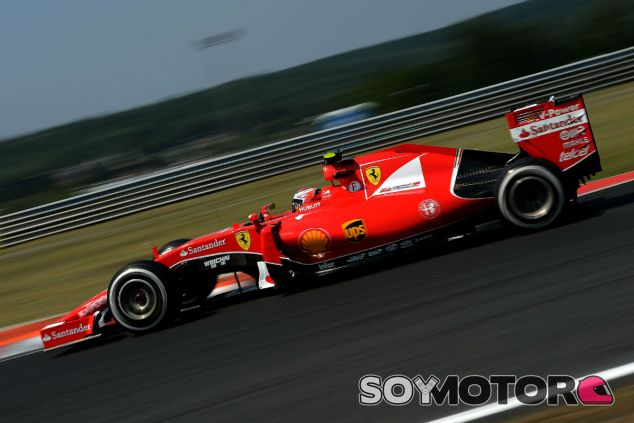Andretti prefiere que Räikkönen se quede en Ferrari - LaF1