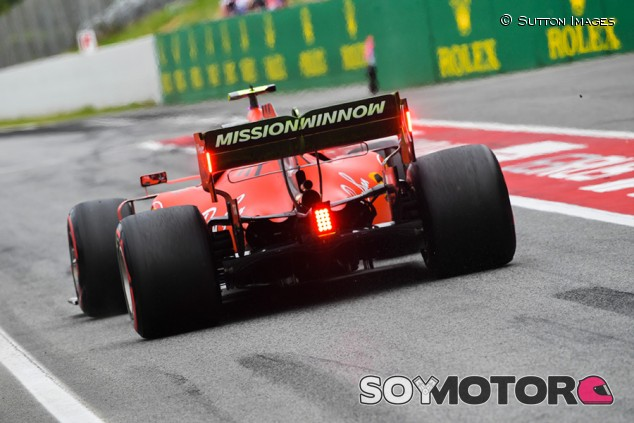 Binotto reconoce un posible error de concepto en el Ferrari SF90 - SoyMotor.com