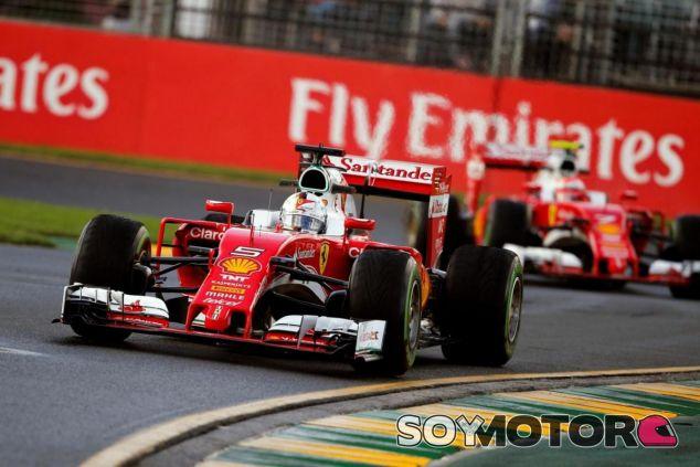Los Ferrari han rodado más que los Mercedes - LaF1