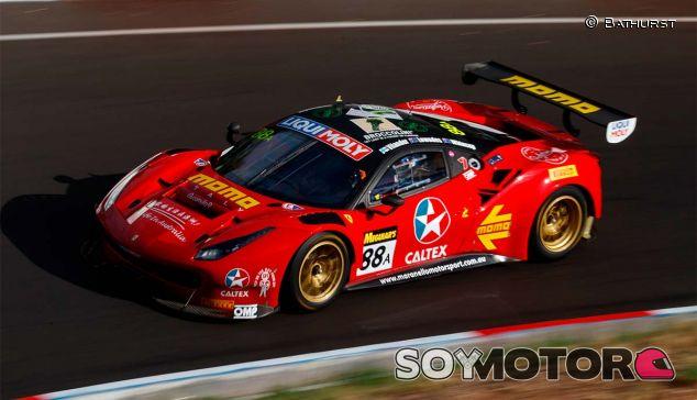 El Ferrari vencedor de las 12 horas de Bathurst - SoyMotor