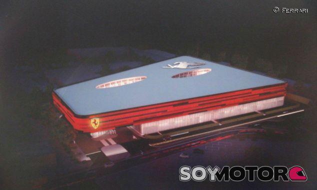 Ferrari no abandona Maranello, pero se traslada a unas instalaciones de última generación - LaF1