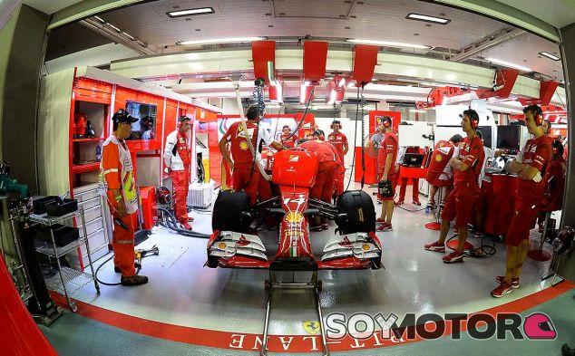 """Mattiacci cree que es """"demasiado pronto"""" para predecir los efectos de los cambios en Ferrari"""