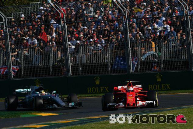 """Steiner: """"El motor Ferrari es igual o incluso mejor que el Mercedes"""" - SoyMotor"""