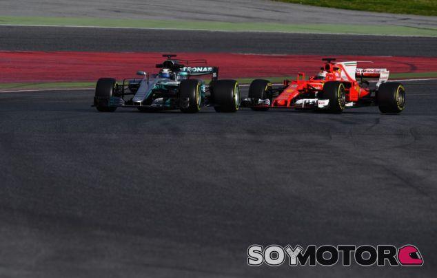 ¿Veremos a Ferrari presionando a Mercedes en el próximo GP de Australia? - SoyMotor