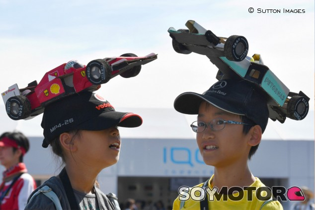 Horarios del GP de Japón F1 2019 y cómo verlo por televisión - SoyMotor.com