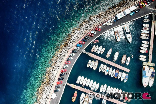 Ferrari recauda un millón de euros contra el Covid-19 - SoyMotor.com