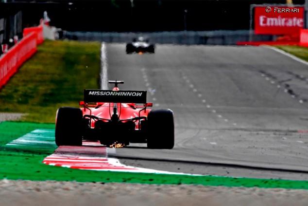 Ferrari recupera a Mission Winnow para Japón