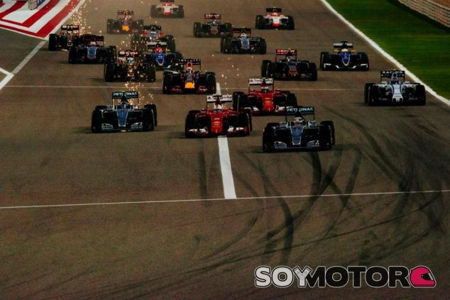 Ferrari espera pelear aún más con Mercedes - LaF1.es