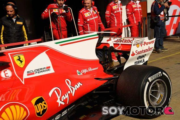 SF70-H en Barcelona - SoyMotor.com