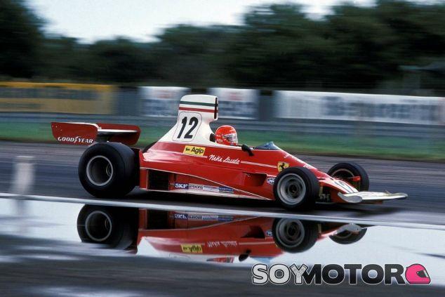 El Ferrari de Niki Lauda en 1975 - LaF1