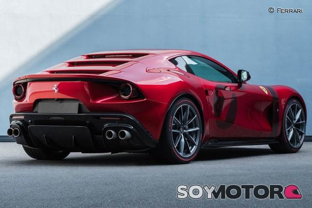 Ferrari Omologata - SoyMotor.com