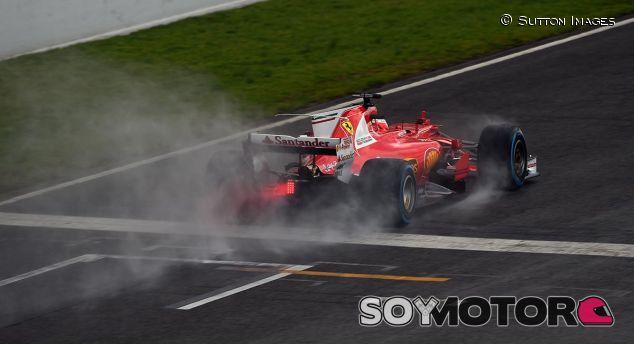 Kimi Räikkönen en Barcelona - SoyMotor