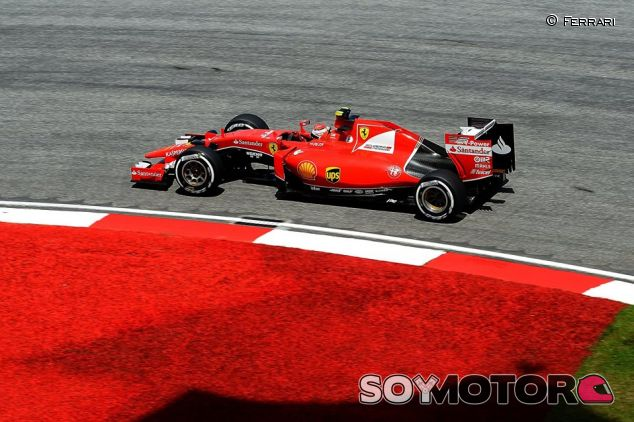 En China las temperaturas serán bajas para detrimento de Ferrari - LaF1.es