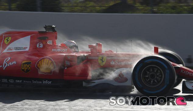 Ferrari convence; Mercedes falla y más problemas para Toro Rosso - SoyMotor.com