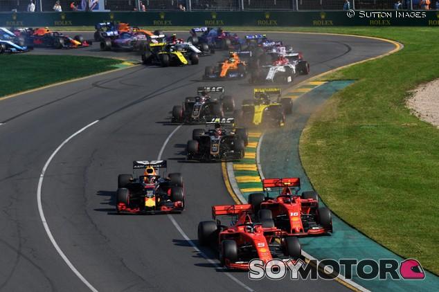 """Grosjean: """"Estamos algo más lejos de Red Bull de lo que esperábamos"""" - SoyMotor.com"""