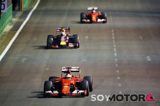 Ferrari se niega a ofrecer el mismo motor a Red Bull - LaF1