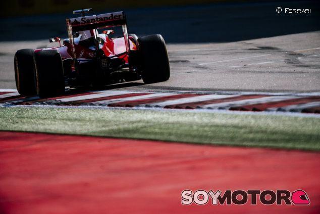 Ferrari ha perdido muchos puntos en este inicio de temporada por problemas ajenos al rendimiento - LaF1