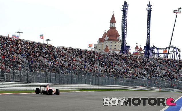 Ferrari en el GP de Rusia de F1 2015: Sábado - LaF1