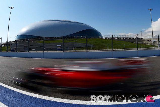 Kimi Räikkönen en Rusia - SoyMotor
