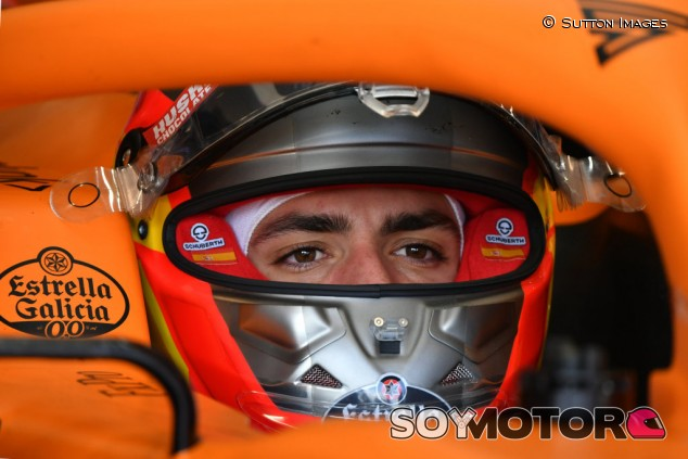 "Ferrari va en la ""dirección correcta"" al fichar a Sainz, según Minardi - SoyMotor.com"