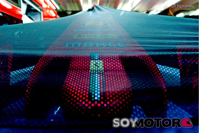 Ferrari recurre a un filming day para solucionar problemas - SoyMotor.com