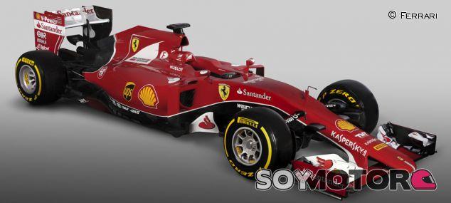 El nuevo SF15-T de Ferrari - LaF1.es