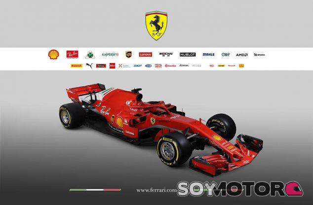 Ferrari SF71H - SoyMotor