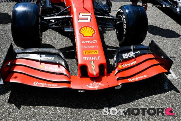 Ferrari en el GP de Hungría F1 2019: Previo - SoyMotor.com