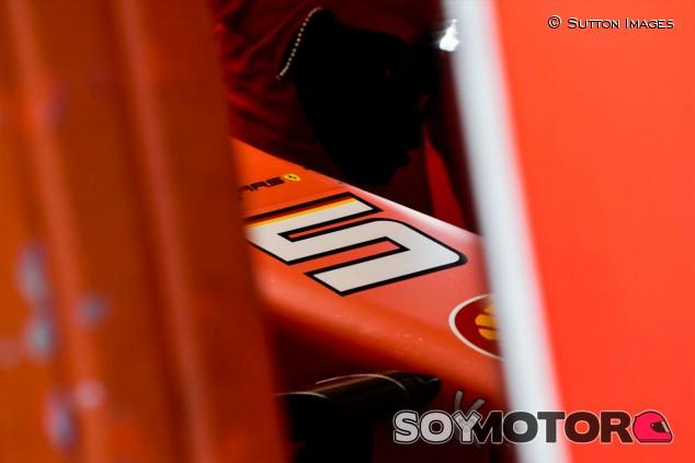 Ferrari cambia su motor y busca más carga aerodinámica para 2020 - SoyMotor.com