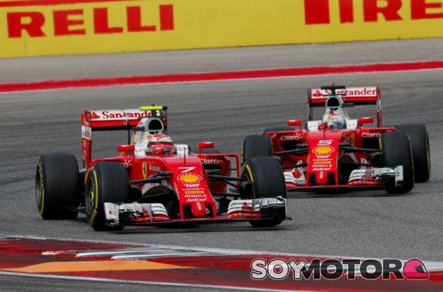 Ferrari confía en su equipo técnico - SoyMotor