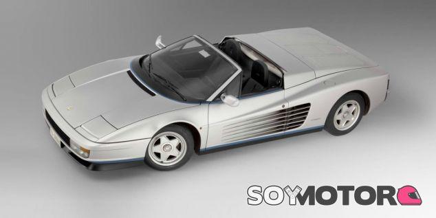 Ferrari Testarossa Spider - SoyMotor.com