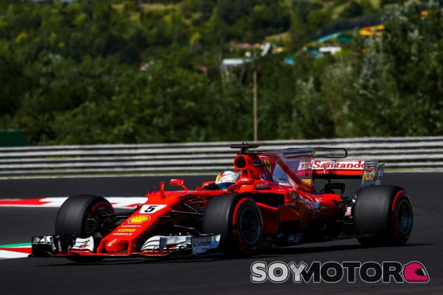 Ferrari en el GP de Hungría F1 2017: Sábado - SoyMotor.com