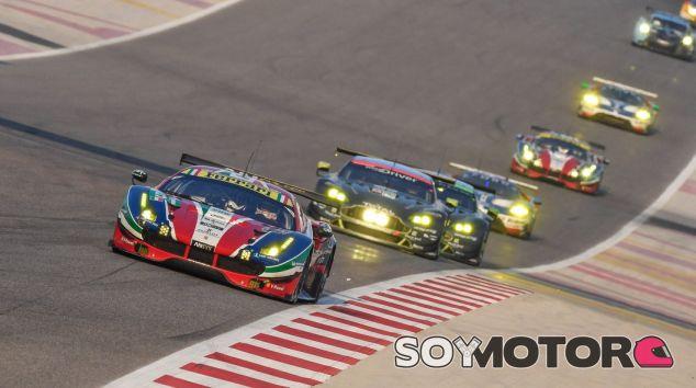 Miguel Molina correrá en el WEC con Ferrari - SoyMotor.com