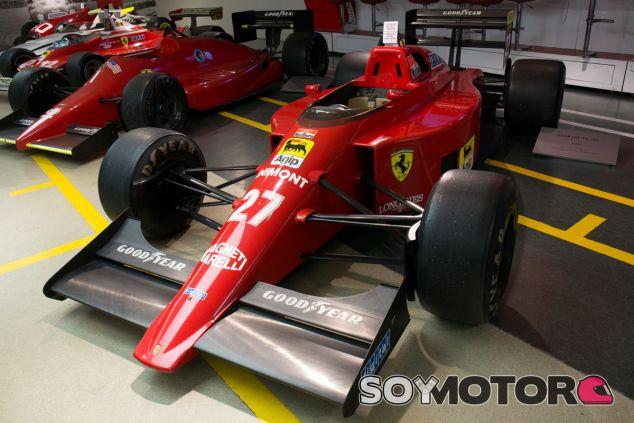 Los números fijos en los dorsales podrían volver a la Fórmula 1