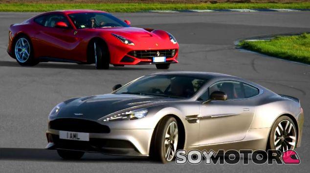 Multa a Ferrari y Aston Martin, y no por velocidad - SoyMotor.com