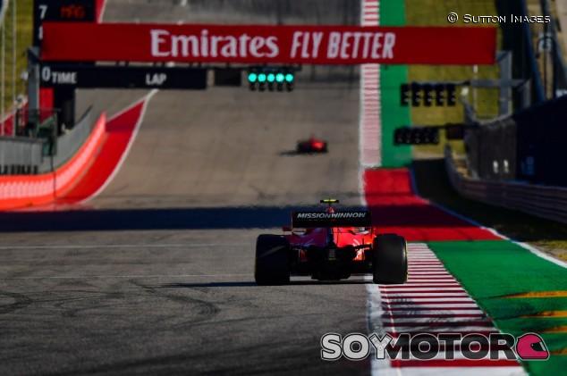 Ferrari en el GP de Estados Unidos F1 2019: Domingo – SoyMotor.com