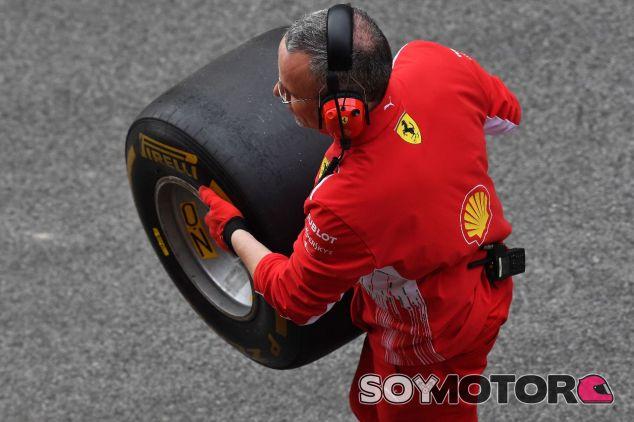 Neumático blando en Ferrari – SoyMotor.com