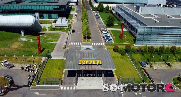 Ferrari crea el departamento Actividades Deportivas