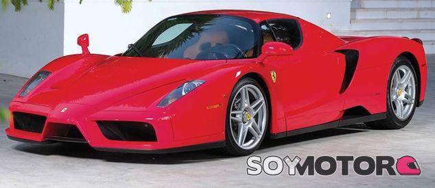 Ferrari Enzo de Tommy Hilfiger - SoyMotor.com