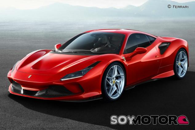 El nuevo Ferrari F8 Tributo se ha presentado en el Salón de Ginebra - SoyMotor.com