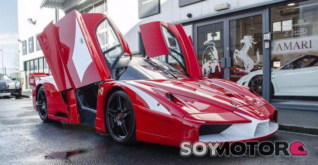 El Ferrari FXX - SoyMotor