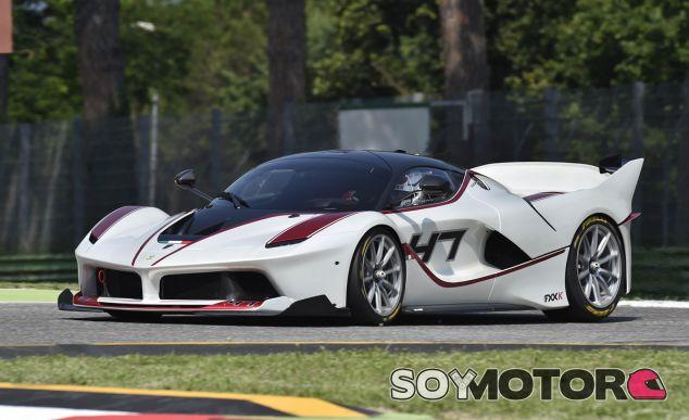 ¿Se consumará una versión más prestacional del ya de por sí radical Ferrari FXX K? - SoyMotor