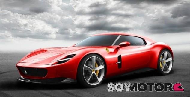 Ferrari Monza Coupé - SoyMotor.com
