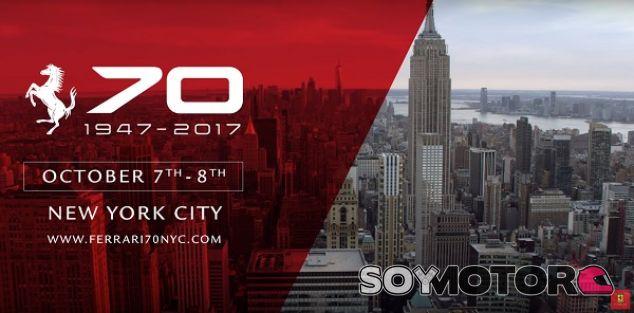 Ferrari Nueva York - SoyMotor.com