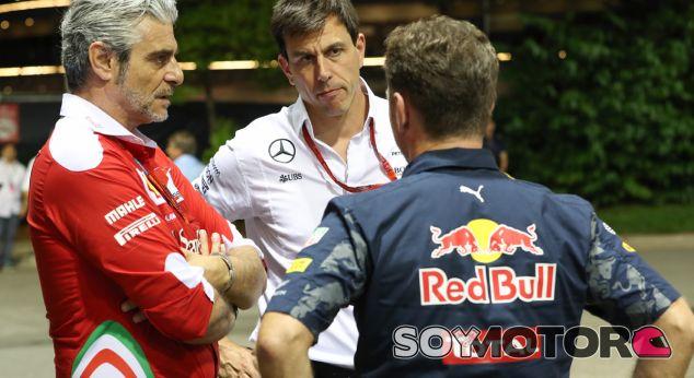 Los equipos de Fórmula 1 se plantean crear una nueva FOTA - SoyMotor.com