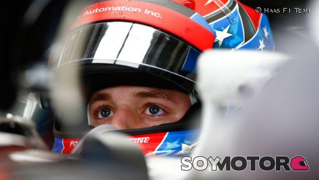 Ferrucci debutó en la F1 el martes - LaF1