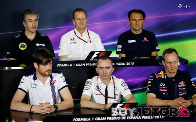 Segunda rueda de prensa oficial del Gran Premio de España - LaF1
