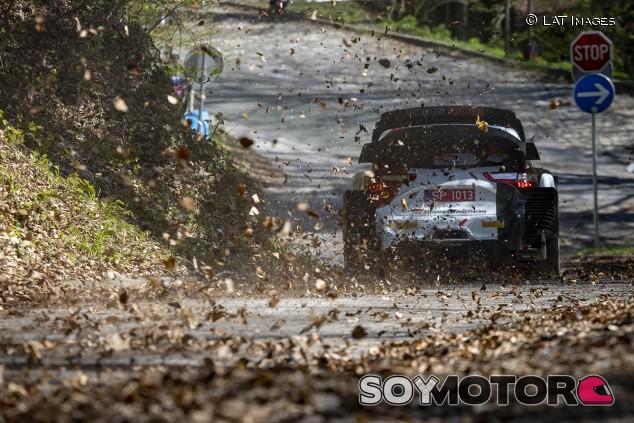 La FIA mantiene la llegada de los híbridos al WRC para 2022 - SoyMotor.com