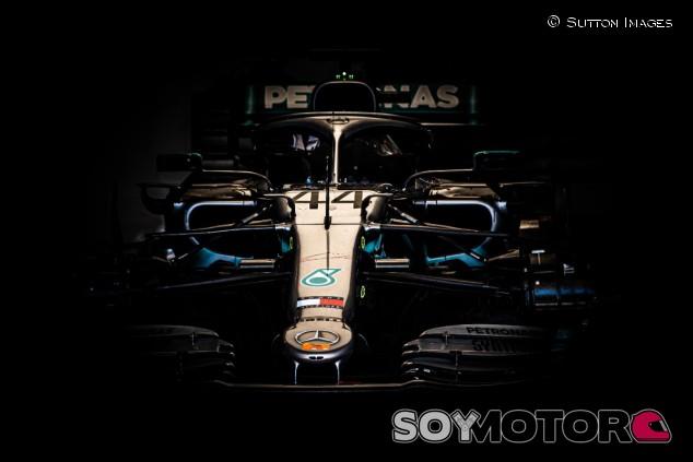 Detalle del Mercedes W10 - SoyMotor.com